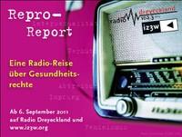 Repro-Report: Eine Radio-Reihe über Gesundheitsrechte