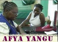 Dokumentarfilm:  Afya Yangu - It's my Right!